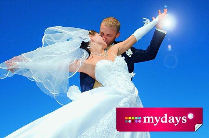 Magische Momente zur Hochzeit - Foto: Mydays
