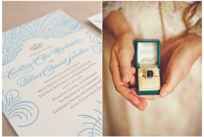 Las joyas de la abuela perfecta para tu boda  - Foto Our Labor Of Love