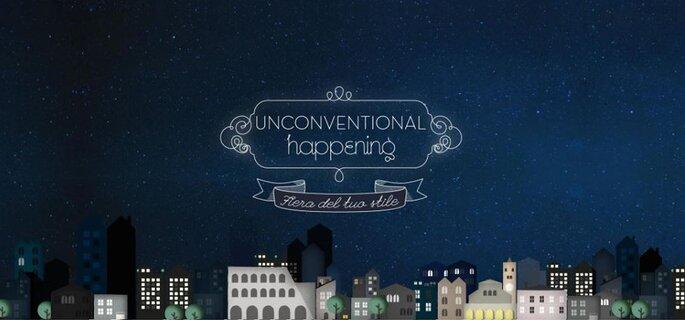 Unconventional Happening - foto via facebook.com/UnconventionalHappening