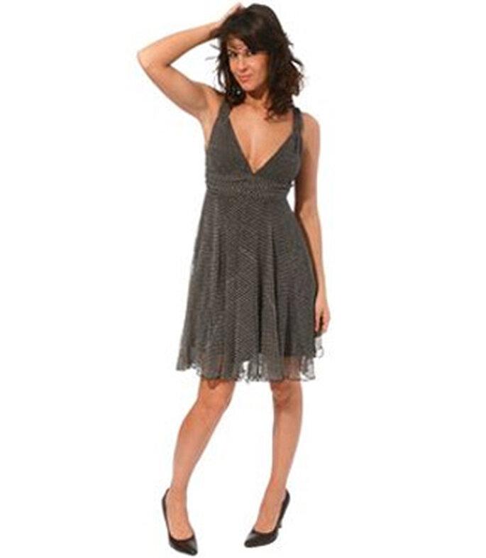 Robe en soie noire La petite robe d'Anitsa - BrandAlley