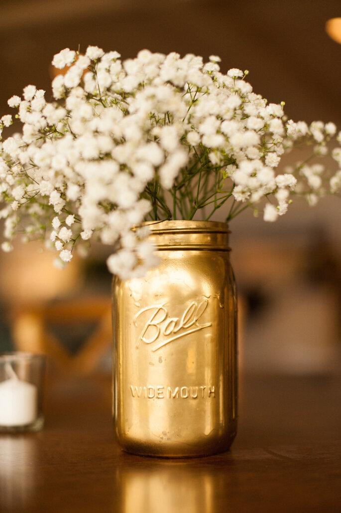 Cómo tener una boda estilo Pinterest - A.J Dunlap Photography