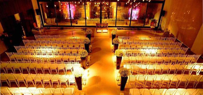 Villa Vérico é sinônimo de toda sofisticação e requinte que você merece no dia do seu casamento