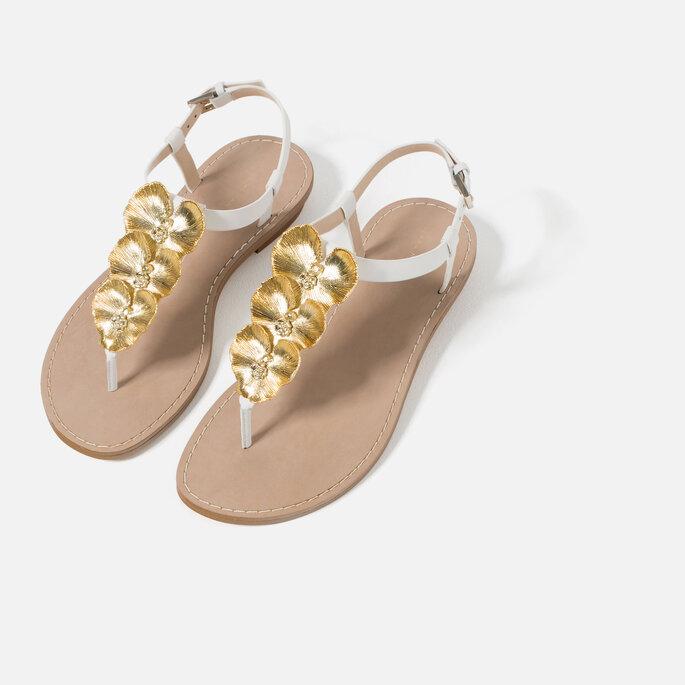 Sandália por Zara