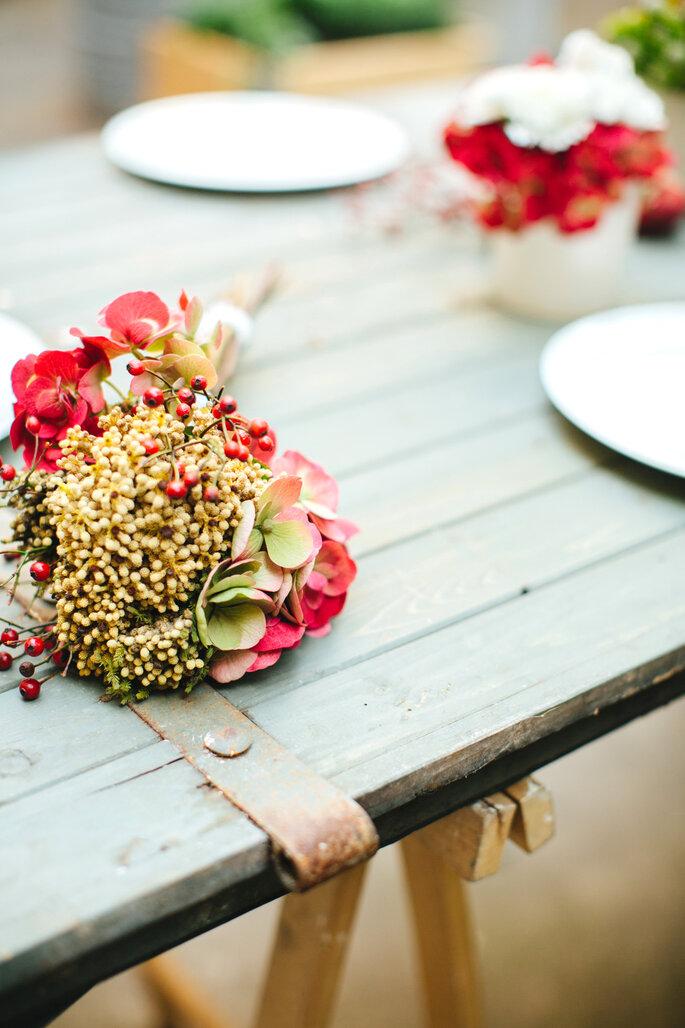 Flower Designer : Elisabetta Cardani