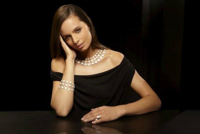 Pureté de l'argent, finesse et transparence caractérisent les bijoux Sheilandi