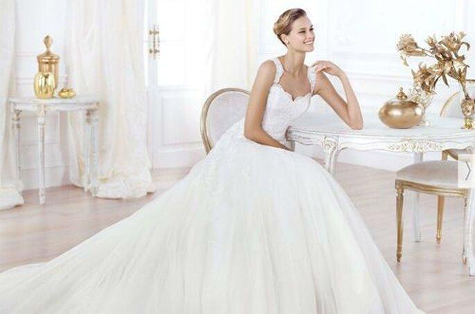 Pronovias : une valeur sûre en matière de robes de mariée