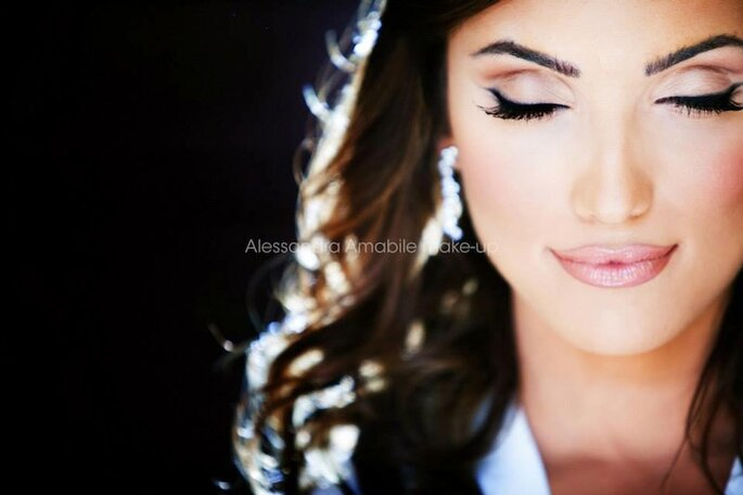 Alessandra Amabile Make up artist