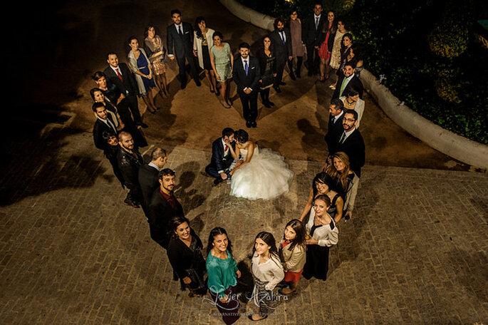 Una lista de regalos sencilla hará felices a los novios y a los invitados. Foto: Javier Alzahira - www.javieralzahira.com