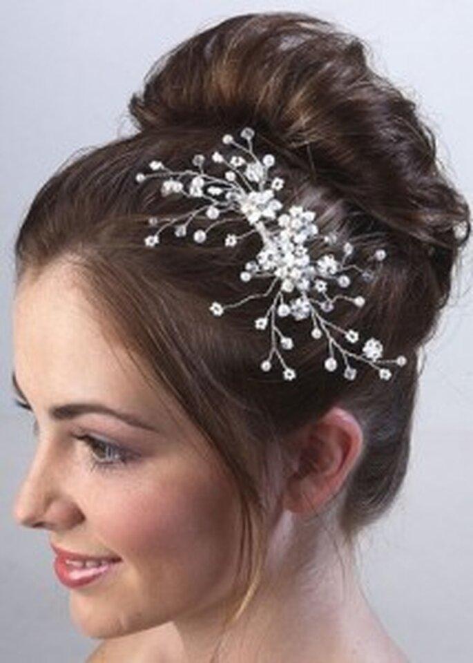 romance princesse dun jour - Accessoir Cheveux Mariage