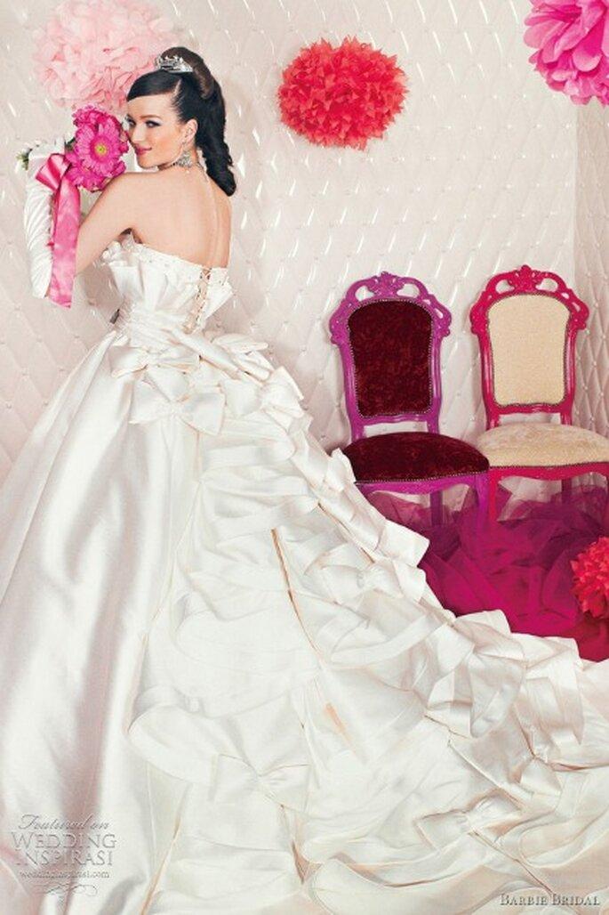 2012 Collection Barbie Barbie Bridal 6ème Collection
