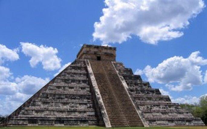 Chichen-Itza au mexique