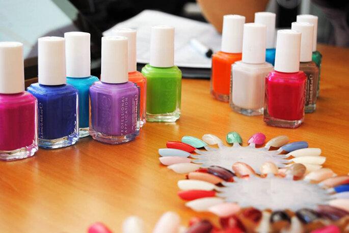 Qual è il colore perfetto per la manicure dell'addio al nubilato? - Foto Milou MIlou
