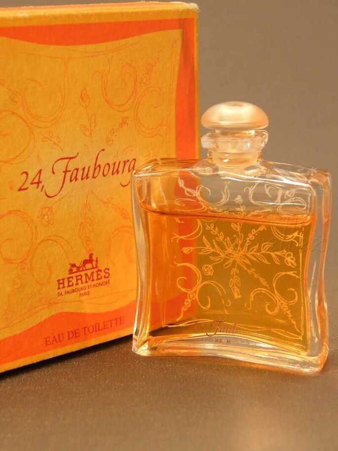 Photo: Hermes' 24 Faubourg