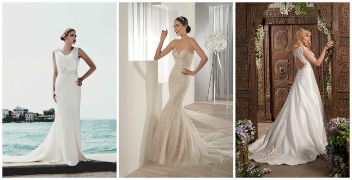 Anoushka G., Christine Dando, Demetrios... Découvrez les plus talentueux créateurs de robes de mariées.