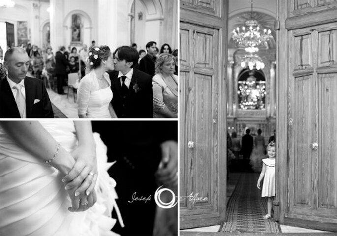 Der Moment ist gekommen! Sie heiraten! Für die richtige Planung nehmen Sie unsere Planungshilfe und nichts kann schiefgehen. Foto: Josep Alfaro.
