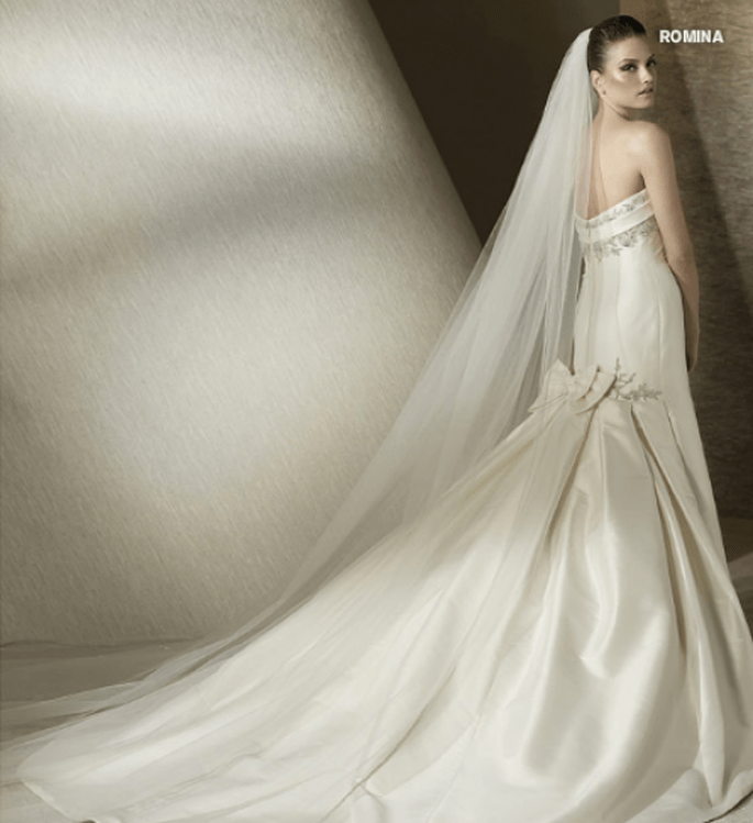 Vestido de novia Romina, St Patrick