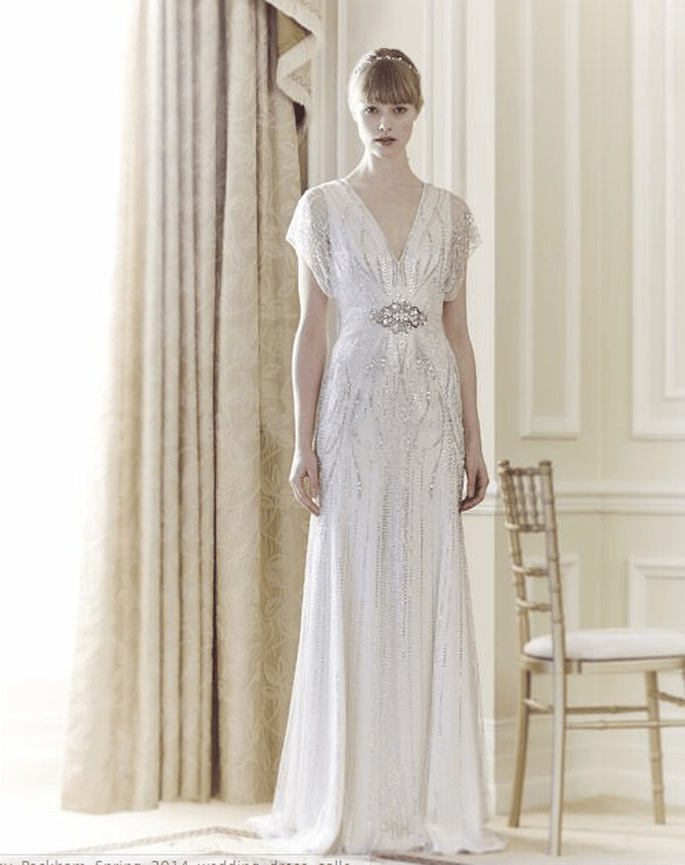 Jenny Packham 2014, foto via nigerianwedding.org