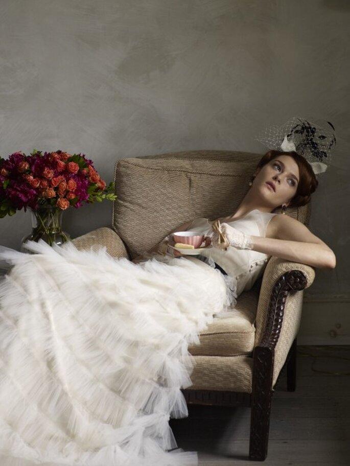 Nehmen Sie sich trotz Hochzeitsstress Zeit für etwas Ruhe – Foto: bhldn