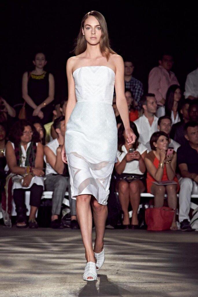 Vestidos para las novias más fashionistas - Foto Christian Siriano