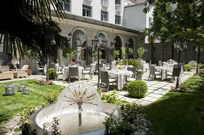 Jardín metropolitano de VP Jardín de Recoletos- Foto: VP Hoteles