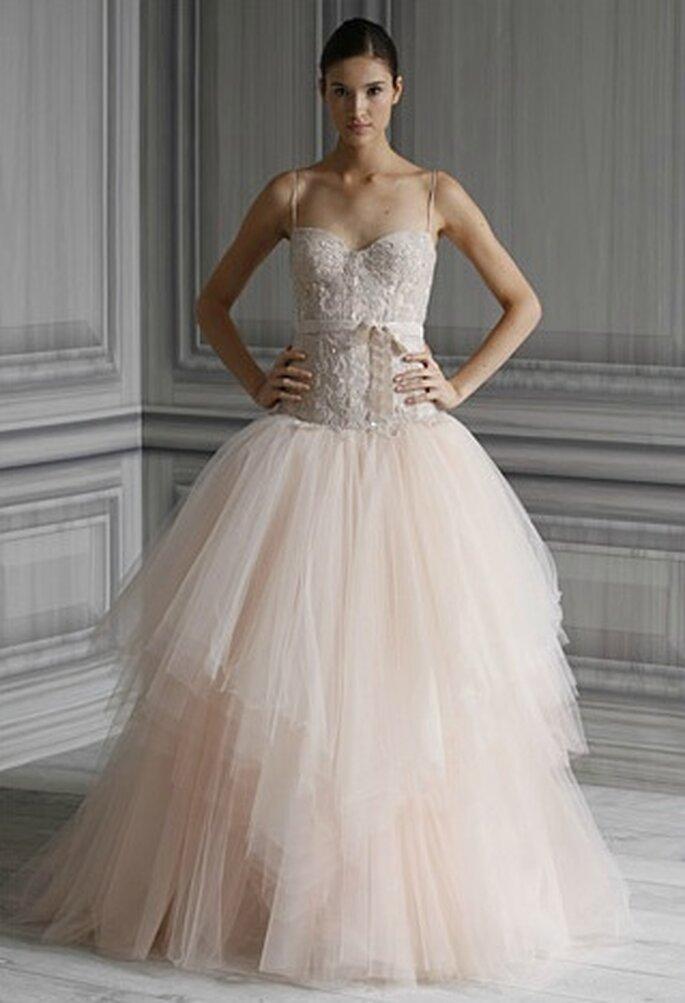 Robe de mariée Amber - Monique Lhuillier 2012