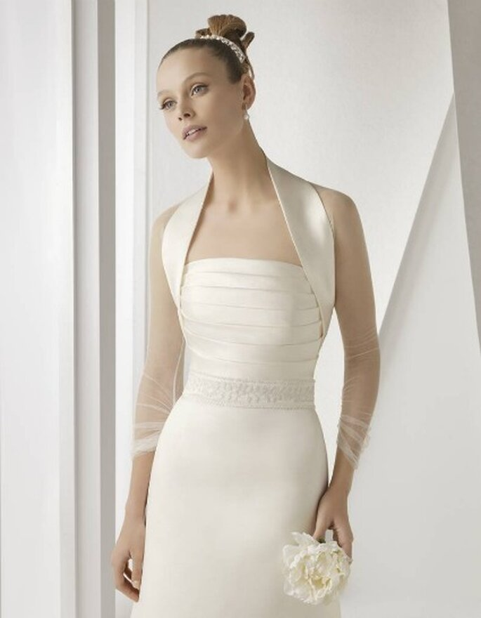 Vestidos de novia Rosa Clará 2012 - Modelo Alada