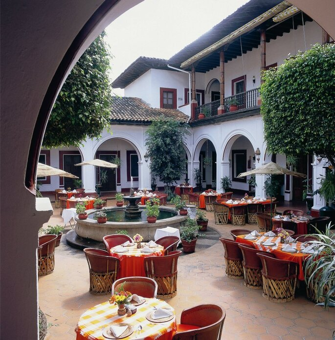Best Western Hotel  Posada de Don Vasco