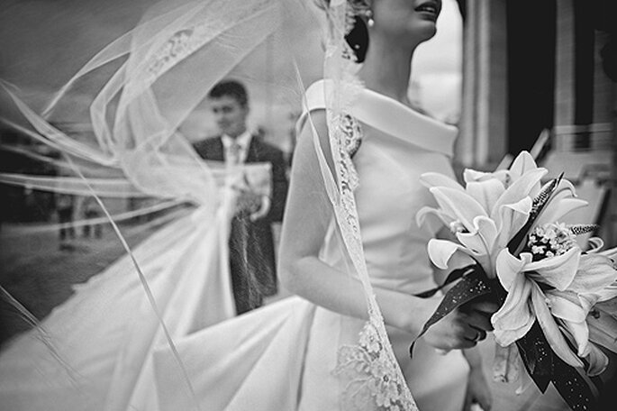El fotoperiodismo de bodas está a la orden del día. Foto: El Marco Rojo