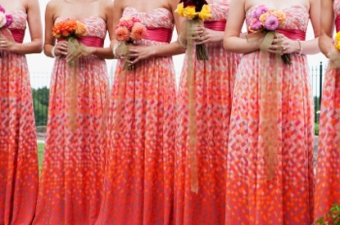 Che colori scegliere per le nozze?