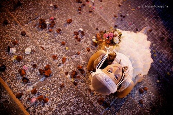 Tu boda en un teatro: Natan fotografía