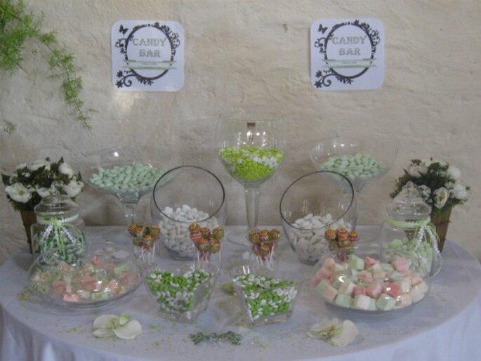 Candy bar, succès assuré ! - Crédit photo : 1 Amour, 2 Perles