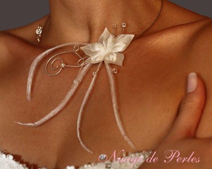 Bijoux et accessoires pour la mariée