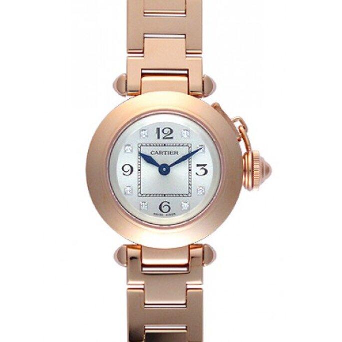 Relógio por Cartier