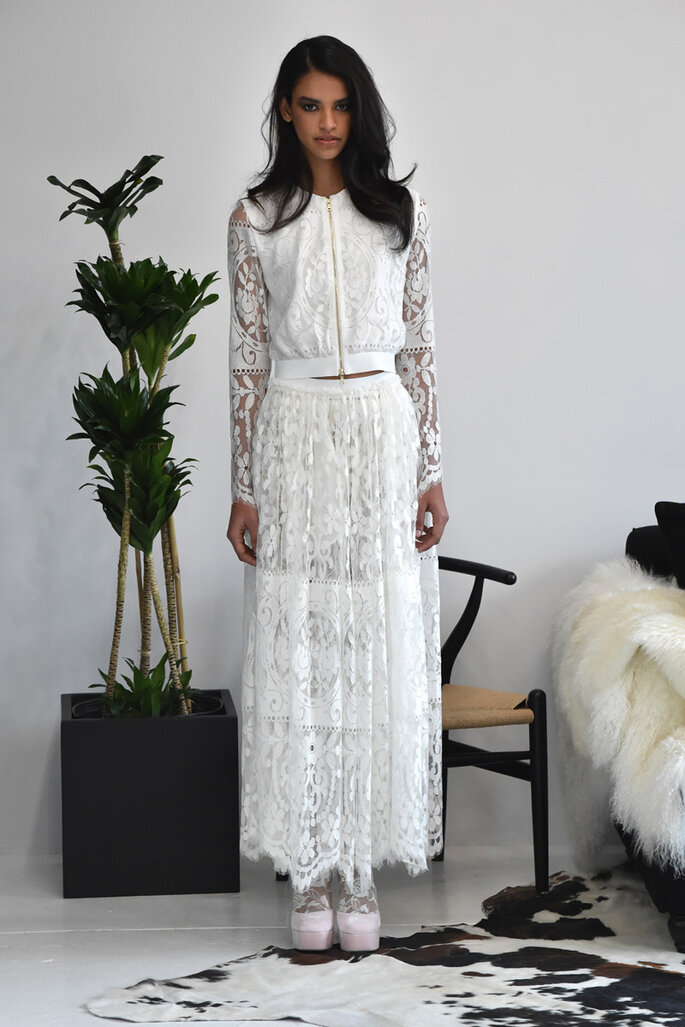 Houghton Bridal Fall 2016