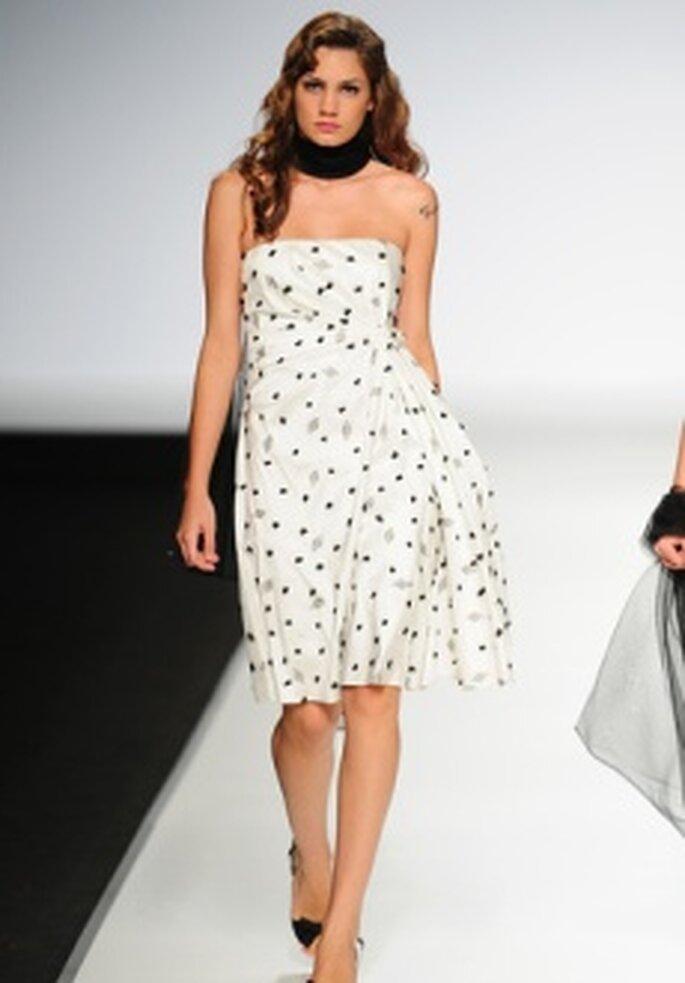 Colección de vestidos de novia cortos Cymbeline 2011