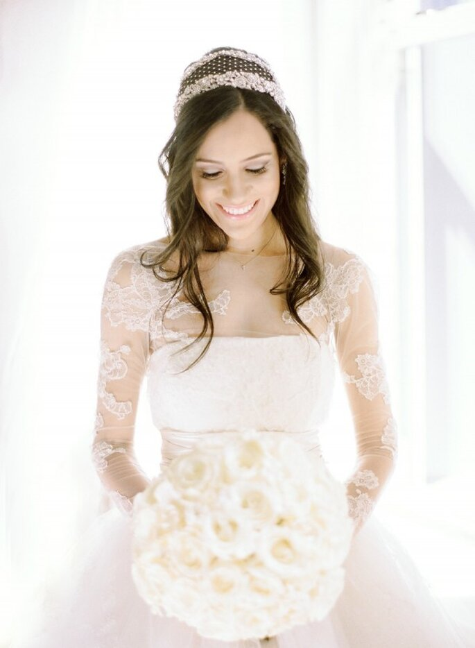 Apuesta por una dieta invernal y no te enfermes antes de la boda - Foto Rebecca Yale Portraits