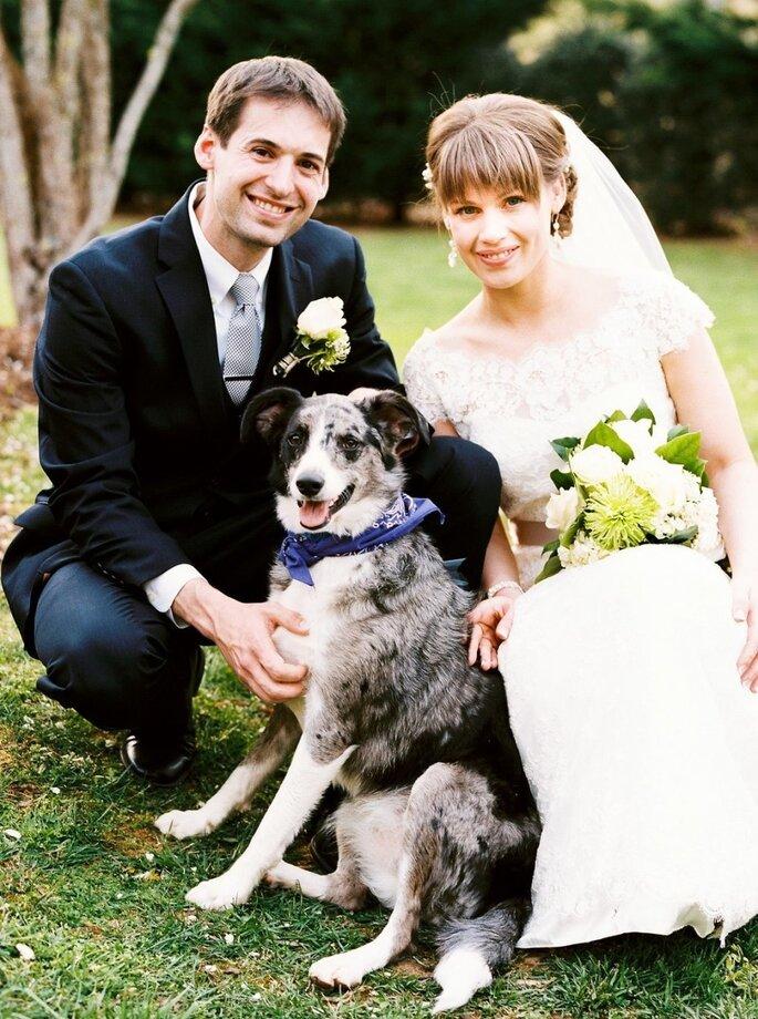 Tu mascota en tu boda - Perry Vaile