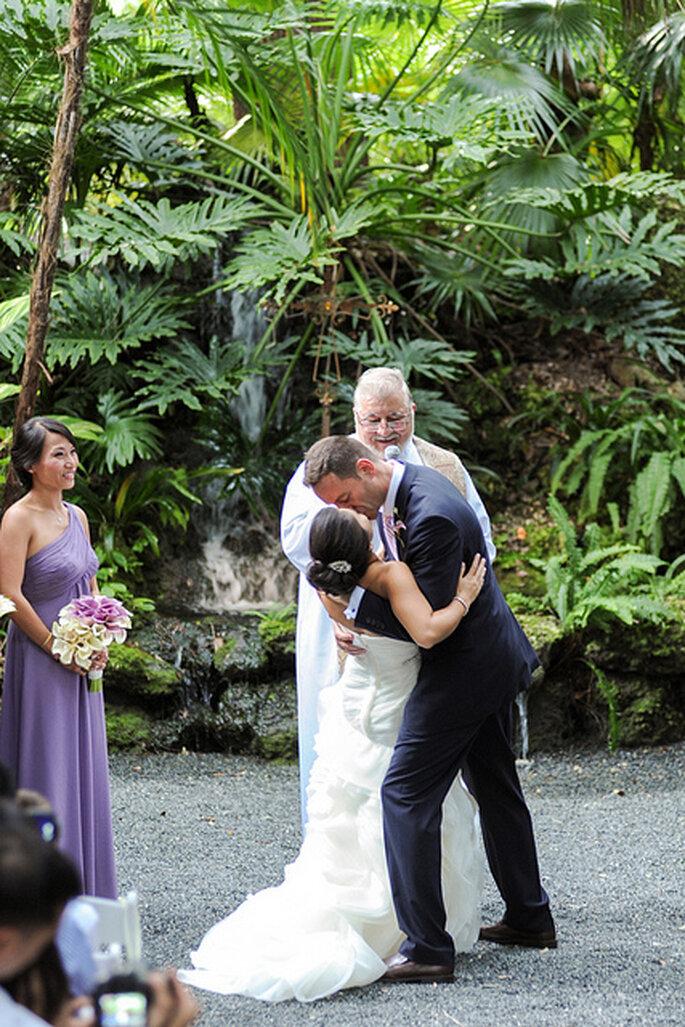Recién casados. Foto: Clau Photography Fine Art