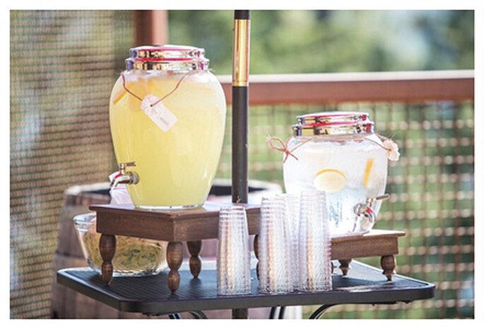 Rinconcito para las bebidas. Foto: Zach Mathers Photography
