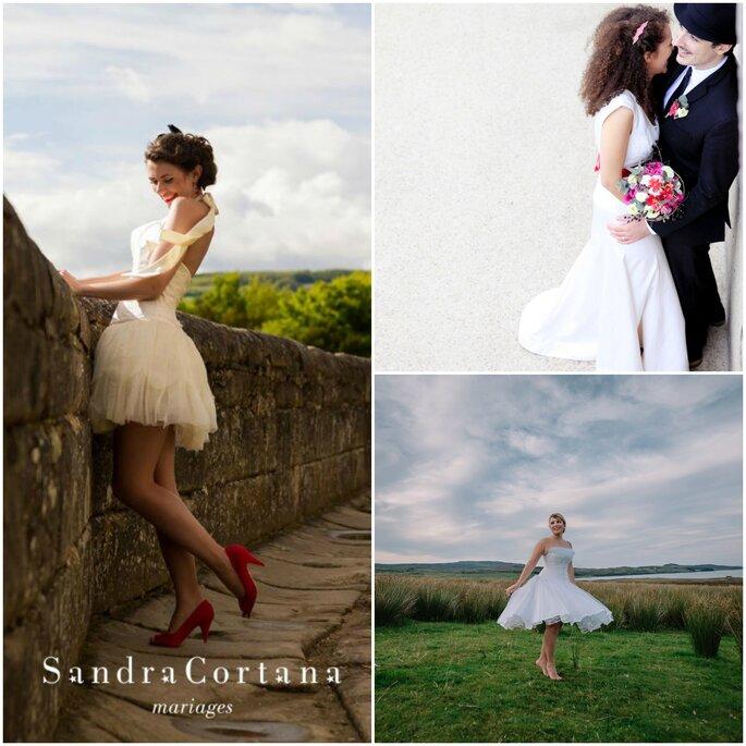 Sandra Cortana Robes de Mariée - Cillia Ciabrini Photographe