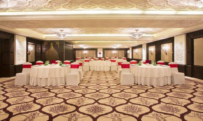 Hotel: Taj Palace.
