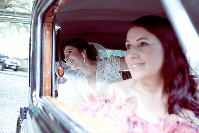 Las dudas antes de la boda son un proceso habiitual, producto del estrés. Foto: Flavia Soares
