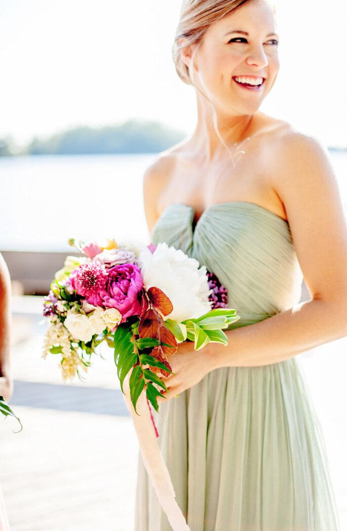 Razones por las que debes ir sola a una boda - Justin & Mary