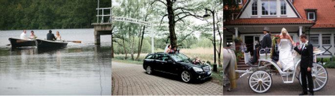 Traumlocation für Ihre Hochzeit, wunderschön gelegen: Die SeeLodge