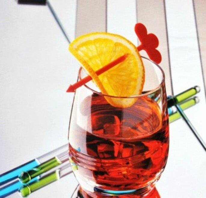 Negroni es un trago del grupo de los cocteles largos. Foto:Spirits Martini Company