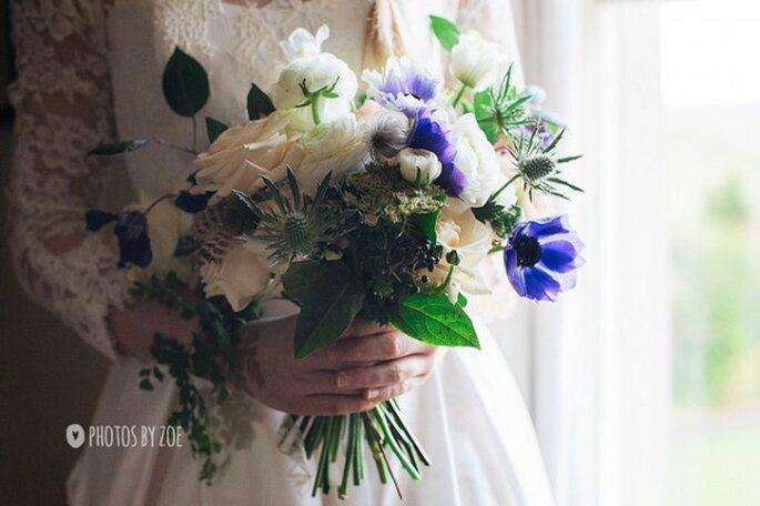 Los ramos de novia más bonitos para este 2014 - Foto Zoe