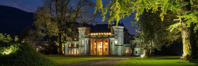 Photo: Château de Servolex