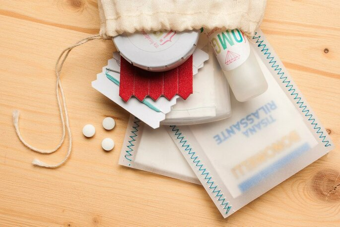 Foto: OMG Wedding Emergency Kit