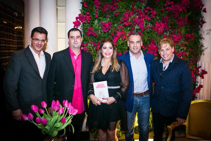 Ricardo Pereira, Rick Junior, CH, Fabiano Niederauer e Bruno Chateaubriand_Crédito Vitor e Valério Miguel