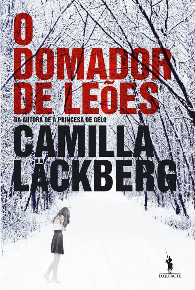 O domador de leões - Camilla Läckberg